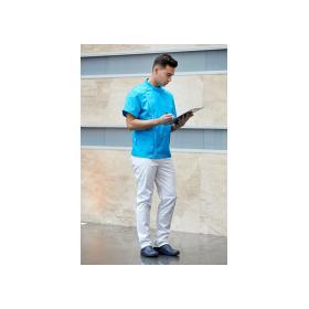 Alex férfi felső miami kék